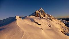Attempt / Intento (Pajaro Post) Tags: colmillodeldiablo patagonia patagoniasalvaje chile nieve snowwwwwwwwwwww ice iceclimbing amanecer sunrise