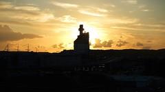 Gteborg (L Welin) Tags: gteborg 2016 scandic crown hotell hotel lilla bommen erskine solnedgng sunset