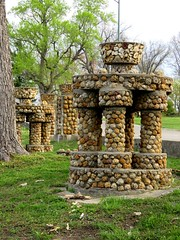 Providence Home Geode Grotto #5 (jimsawthat) Tags: architecture geodes smalltown religous grotto jasper indiana