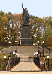 .       .   4  2011  (Igor Borisovich Abramov) Tags:             2011          russia russianfederation belgorod vladimir saint autimn october beauty