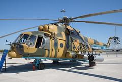 Mil Mi-171W (Boushh_TFA) Tags: mil mi171w 171 42 kazakh air defence forces kadex 2016 astana kazachstan international airport tse uacc nikon d600 nikkor 24120mm f4 vr
