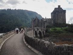 Eilean Donan Castle 15 (Jan Enthoven) Tags: scotland highlands eilean donan castle panorama vista dornie