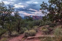 Desert Twilight (prose729) Tags: sedona arizona cathedralrock coconinonationalforest southwest