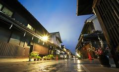 (tyodai) Tags: japan hirosima takehara     stone pavement   rain sony 7 a7 ilce7 super wideheliar 15mm f45 aspherical iii