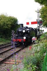 IMGP5579 (Steve Guess) Tags: ropley medstead fourmarks alton alresford hants hampshire england gb uk steam loco train railway locomotive lms tank 2mt 41312 british railways
