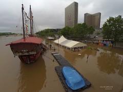 Crue de la Seine (sc.eric) Tags: crue inondation seine bnf quai france fleuve