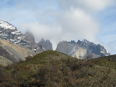 "Torres del Paine: trek du W. Jour 1: les Torres vues de notre camping. <a style=""margin-left:10px; font-size:0.8em;"" href=""http://www.flickr.com/photos/127723101@N04/30139950671/"" target=""_blank"">@flickr</a>"