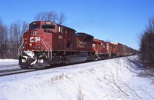 CP#427-9303,8201,8219.GuelphJctON.Feb15,2004