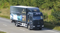 FX60 XZC (panmanstan) Tags: mercedes axor wagon truck lorry commercial freight transport vehicle a180 meltonross lincolnshire