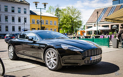 Aston Martin (vapi photographie) Tags: aston martin british front car supercar auto automobile automotive exotic rapide saloon berline limousine oslo norway