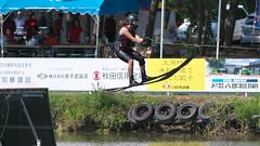 20160903_132146_DSC_5846 (seiichi_sugano) Tags: waterski waterskiing watersports water championship collegiate jccw jump trial ob oogata akita japan   og