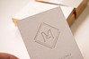 Marta Lomba (El Calotipo) Tags: businesscards tarjetas letterpress serigrafía silkscreen stamping gold design diseño printing