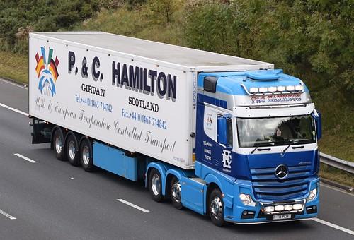 T8PCH  P&C Hamilton, Girvan
