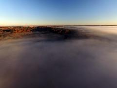 Fall Colors Fog BP (ABDKHemings) Tags: drone dji fog