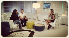 En el programa Buenos Dias Canarias de la Televisión Canaria  hablando del método La Era de Los Valientes con la compi Sonia Pages. #Cidecan16