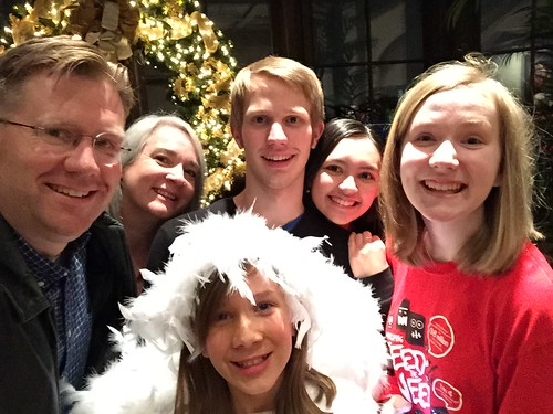 Merry Christmas 2014 from the Fryers! by Wesley Fryer, on Flickr