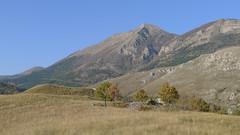 Monte Volturino dalla Civita