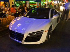 Audi R8 (MikesAutoPhotos) Tags: ocean food money cars beach car vw race racecar germany hotel miami south fast cash exotic german motivation manual standard audi lamborghini luxury southbeach supercar v8 v10 supercars r8 oceandrive oceanave mikeromano15