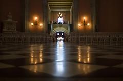 Shiny Floor (ramseybuckeye) Tags: life columbus ohio art square downtown floor pentax capitol rotunda statehouse