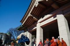 150103-tohaku-20 (KUNInaka) Tags: museum mask 日本 東京都 獅子舞 東京国立博物館 台東区 面 美術館・博物館