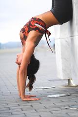 Yoga (elisabessa) Tags: yoga retrato maria barceloneta