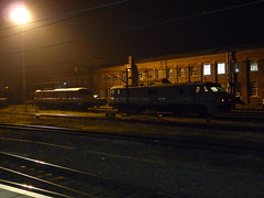 91114 & 91103 Doncaster (Dancing is a waste, of drinking time.) Tags: electric eastcoast doncaster southyorkshire class91