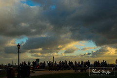 Sunset at Primrose Hill (p@olo60) Tags: sunset panorama london primrosehill londra regentspark