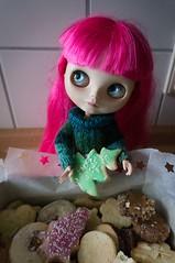 66/365 Christmas cookies