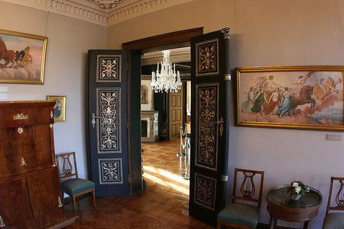 Residenzschloss Heidecksburg - Blauer Salon