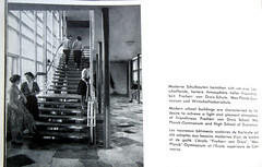 Old times at school (roomman) Tags: old school portrait blackandwhite bw woman 3 black building history girl stairs vintage germany buch book design 60s stair dress bright interior von style skirt erich aerial historic 1950s page bauer inside 50s bandw edition baden karlsruhe development 3rd 1950 gymnasium petticoat 1961 antiquariat schule 1960 luftbild andwhite albrecht 2014 maxplanck badenwürttemberg aereal pettycoat württemberg luftbilder bawü dritte brugger auflage drais 160s bildband freiherr 3rdedition 3auflage erichbauer freiherrvondrais vondrais wirtschaftsoberschule