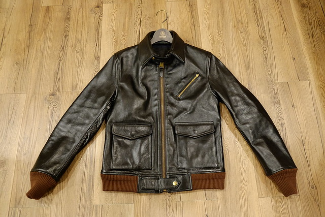 JEANSDA 2-WAY A2 Flight Jacket