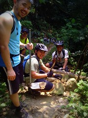 TRAKS-Trail-Day-Feb-2015-009 (Traks Of Malaysia) Tags: mountainbike malaysia mtb traks trailbuilding bukitkiara