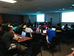"WICS Week 2 & 4: Beginner & Advanced IOS Workshop 10/27/14 • <a style=""font-size:0.8em;"" href=""http://www.flickr.com/photos/88229021@N04/16008666123/"" target=""_blank"">View on Flickr</a>"