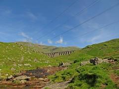 Dam Wires (RoystonVasey) Tags: mountain canon scotland ben walk horseshoe hs munro cruachan stob poweshot daimh sx260