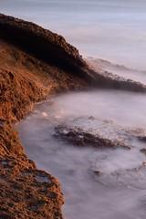 Rocas / Rocks (SVALDVARD) Tags: ocean sea costa coast mar rocks long exposure waves shore nicaragua olas rocas exposicion oceano larga orilla josegabriel svaldvardink svaldvard josegabrielmartinez