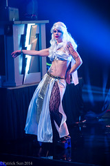 SP_18268 (Patcave) Tags: costumes atlanta party game canon eos is photo costume pc video cosplay stage culture center pop gaming fantasy scifi videogame launch f40 70200mm 2014 smite patcave 5d3 smite2014