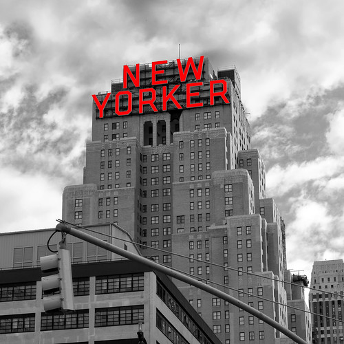 New Yorker, From FlickrPhotos