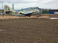 Fairey Gannet XG882 derelict at Errol Airfield, 2015 (Troonafish) Tags: abandoned rotting field rural plane scotland decay aircraft aviation military perthshire planes preserved lm derelict tayside deserted gannet militaryaviation errol rn eroded lossiemouth disrepair royalnavy planespotting aircraftmuseum raflossiemouth aircraftspotting