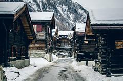 Zinal / Val d'Anniviers / Switzerland (Clara Rubin) Tags: wood mountain snow architecture switzerland europe village altitude traditional chalet wallis valais winther