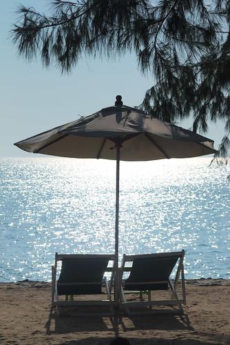 Beach Chair morning