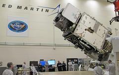 GOES-R Spacecraft Rotation (NOAASatellites) Tags: bestof satellite nasa nextgeneration noaa spacecraft lockheedmartin weathersatellite goesr nesdis spacesegment noaasatellites noaasatelliteandinformationservice