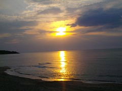 Sunset on Tenerife (jamase.aron) Tags: sunset beach island tenerife canary
