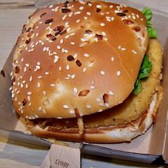 The new McDonald's CBO (Will S.) Tags: ontario canada chicken bacon belleville mcdonalds onion mypics cbo chickenbacononion