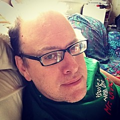 Day 1089 - Day 359: Merry Christmas everyone! (knoopie) Tags: selfportrait me december doug merrychristmas year3 picturemail iphone 2014 knoop day359 merrychristmaseveryone 365days knoopie youreameanonemrgrinch 365more 365daysyear3 day1089 instagram
