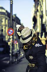 Beat it (zilverbat.) Tags: portrait urban mike colors hat vintage pose lights dance focus dof bokeh stamps mj streetphotography prince denhaag freak trendy agfa lunatic dans actie mensen 2015 lahaye straatfotografie straatportret humansofthehague elvinhagekpnplanetnl princemikejohnson