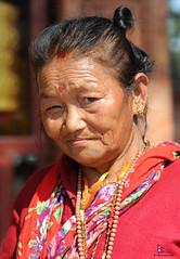Nepalese people (YellowSingle ) Tags: nepal portrait people nikon women 14 85mm tibetan nepalese boudhist d700 swayambudnath