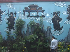 Reliefs in Ho Chi Minh City