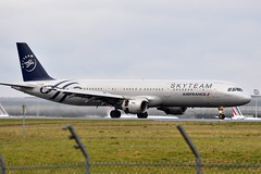 F-GTAE (airlines470) Tags: france air msn cdg a321 796 skyteam a321211 fgtae