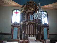 Inside a Karaite Shul