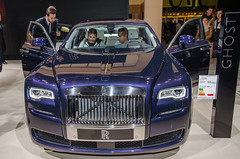 2014 Rolls-Royce Ghost srie II (el.guy08_11) Tags: paris france ledefrance rollsroyce voiture 2014